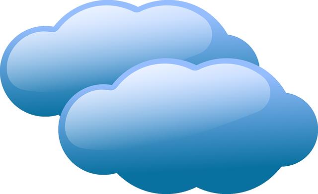 """¿Qué son los servicios """"en la nube""""? Foto: ClkerFreeVectorImages, Pixabay"""